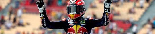 Tiene sólo 17 años y ya iguala récords de Valentino Rossi