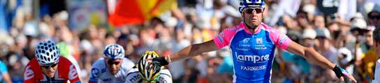 Petacchi gana la primera etapa del Tour