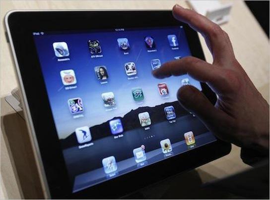 Las ventas de 'tablets' crecerán un 181% en 2011 impulsadas por el 'fenómeno iPad'