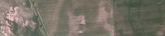 La cara de Jesús y un hombre-caballo, descubiertos en los mapas de Google