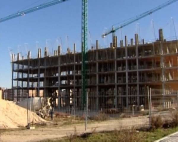 El 80% de las viviendas iniciadas en Aragón en el primer semestre son protegidas, según el Observatorio Inmobiliario