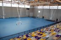 Mañana se inaugura el nuevo centro multiusos del polideportivo San Andrés de Soria