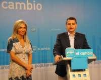 PP-A confía en que el Banco de España tome la mejor decisión para Andalucía y el sistema financiero
