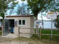 Entra en funcionamiento la nueva estación de desinfección de embarcaciones en el embalse del Ebro