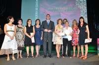 Álvarez de la Chica entrega en Córdoba los Premios Rosa Regás a materiales curriculares coeducativos