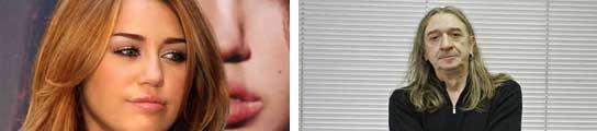Miley Cyrus y Rosendo