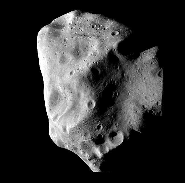 Asteroide Lutetia