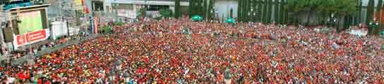 España vibra con la final
