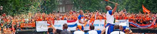 Celebración holandesa