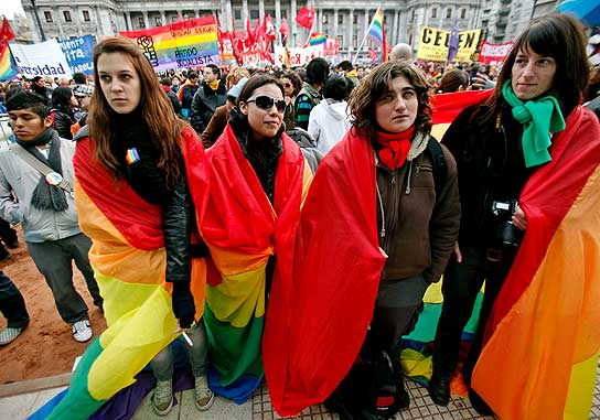 Votacion matrimonio homosexual