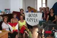 La 'Boda Regia' de Valencia de Alcántara cuenta este año con vecinos formados en distintos talleres medievales