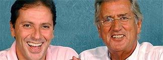 Paco González y Pepe Domingo Castaño