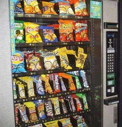 Sanidad retirar las m quinas de alimentos y bebidas de - Maquinas expendedoras de alimentos y bebidas ...