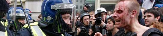 El policía que mató a un hombre durante las protestas del G-20 no será procesado  (Imagen: ARCHIVO)