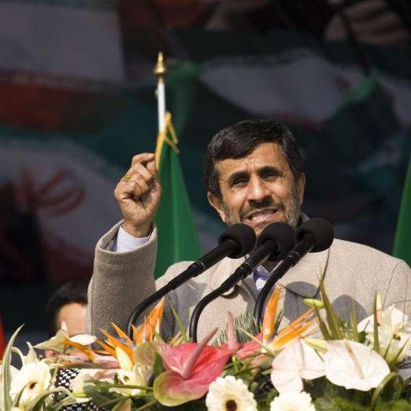 Mahmoud Ahmadineyad