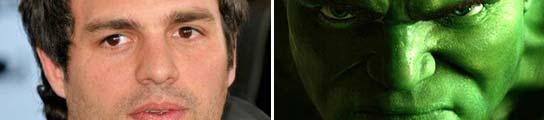 Mark Ruffalo será Hulk