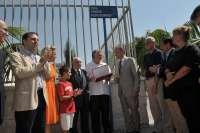 Málaga reconoce la labor del artista Pepe Bornoy y le dedica en Huelin una calle que
