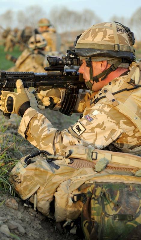 OTAN y Afganistán