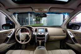 Nissan Murano 2.5 dCi 190 cv