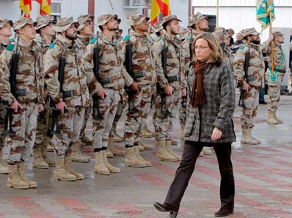 Ejército español en Afganistán