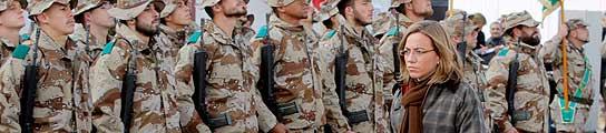 La filtración de informes sobre la guerra en Afganistán incluye al Ejército español  (Imagen: Lavandeira jr / EFE)