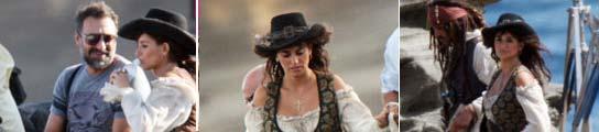 Pe en 'Piratas del Caribe 4'