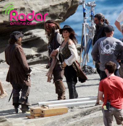 <p>Pe en Piratas del Caribe</p>