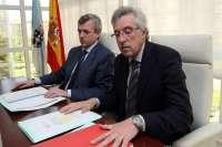 La Xunta reclamará al Ministerio de Justicia más jueces y menos juzgados en la dotación de medios para 2011