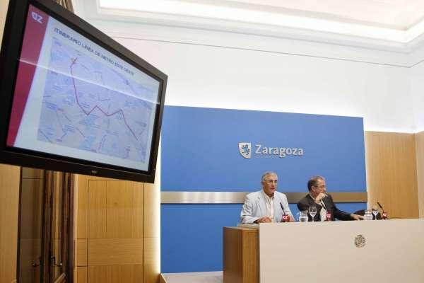 El Ayuntamiento avanza en la definición de la primera línea de metro para cuando haya financiación