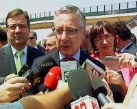 Blanco aclara que la rescisión del contrato de tramo Tornavacas-Navaconcejo es