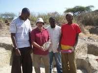 Expertos del Cenieh de Burgos vuelven a yacimientos tanzanos para buscar el origen del comportamiento humano