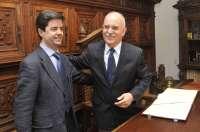 El Gobierno de Aragón impulsará un plan de formación para reinsertar en el mercado laboral a los trabajadores de Luna