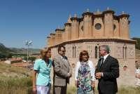 Las obras de consolidación de la Iglesia de Santiago en Montalbán (Teruel) finalizan tras una inversión de 1,5 millones