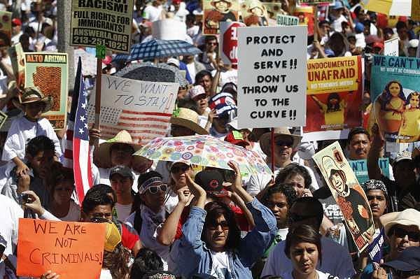 Ley de inmigración de Arizona