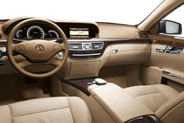 Mercedes Clase S 350 BlueTEC