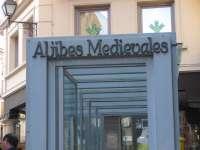 El Aljibe de Teruel alberga la exposición '11 proyectos, 10 años de arquitectura contemporánea'