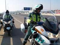 La Guardia Civil de Navarra activa este domingo el dispositivo especial de tráfico ante la salida por vacaciones