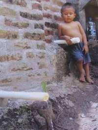 Medicus Mundi La Rioja consigue mejorar el sistema de agua y saneamiento de la comunidad El Faro, en El Salvador