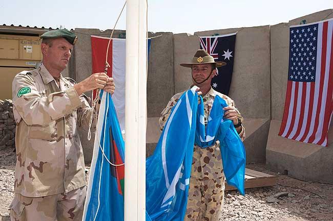 Holanda se retira de Afganistán