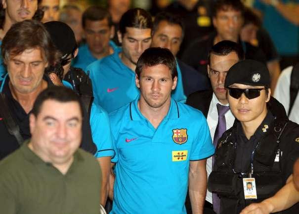 Gira del Barça