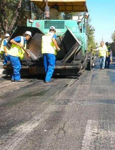 Recortes a las obras públicas