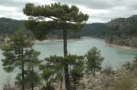 Los embalses riojanos se encuentran al 72 por ciento de su capacidad, según la Confederación Hidrográfica del Ebro