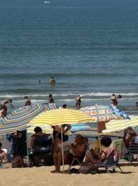 La provincia cerró el mes de julio con un 83,94 por ciento de ocupación, un punto más que en 2009