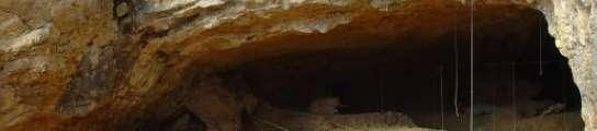 La cueva de las Teixoneres en Moià (Barcelona).