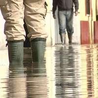La Junta destaca su compromiso con los afectados por las inundaciones en el área de la presa de Marmolejo