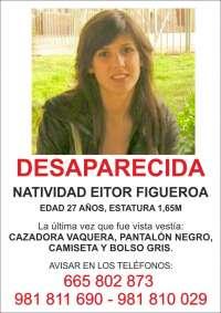 Buscan a una joven de Padrón (A Coruña) que permanece desaparecida desde que el jueves salió de trabajar en la piscina