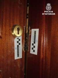 Detenida en Mérida una croata de 29 años como una de las  autoras de 13 robos en domicilios de la región