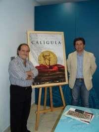 El Castillo de Niebla acoge este sábado la obra teatral 'Calígula' de la mano de 'L'om-Imprebis'