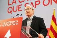 Montilla desafía a Mas a renunciar a su escaño si la Justicia relaciona a CDC con el Palau
