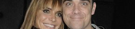 Robbie Williams y su novia